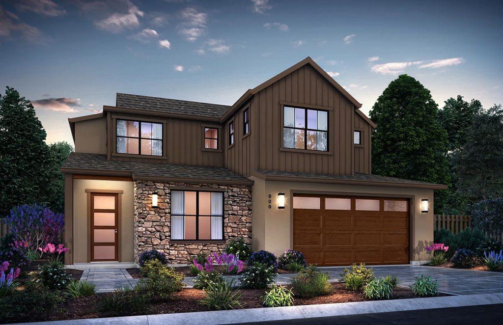 New Homes Granite Bay